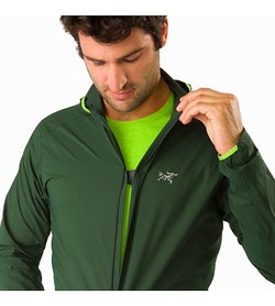 Incendo Hoody Conifer Front Snaps