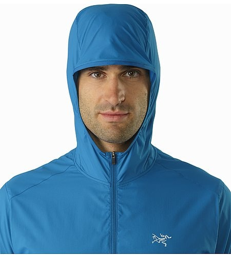 Incendo Hoody Deep Cove Hood Front View
