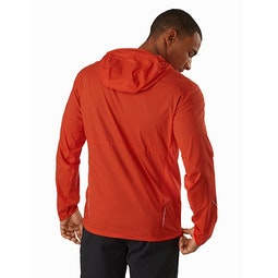 Incendo Hoody Dynasty Back View