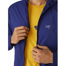 Incendo Hoody Hubble Chest Snaps