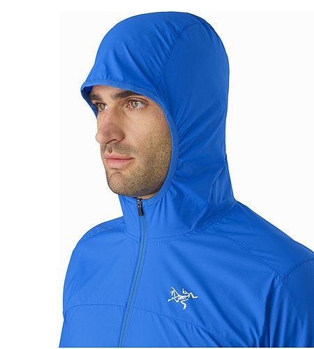 Incendo Hoody Rigel Hood Front View