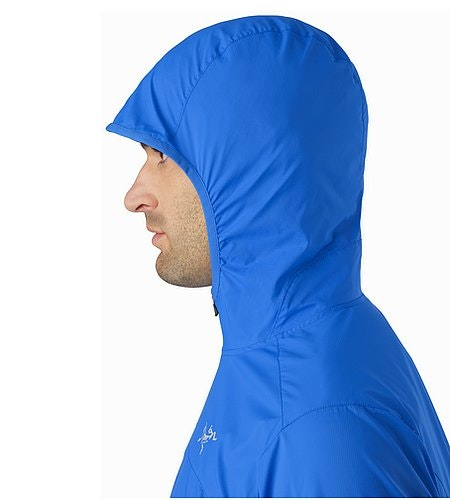 Incendo Hoody Rigel Hood Side View