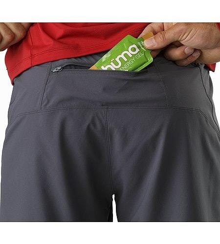Incendo Long Pilot External Back Pocket