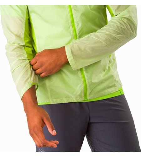 Incendo SL Jacket Utopia Sleeves