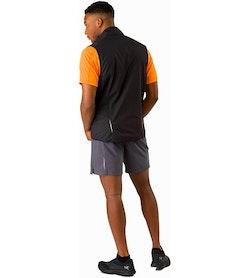 Incendo Vest Black Back View