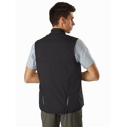 Incendo Vest Black Back