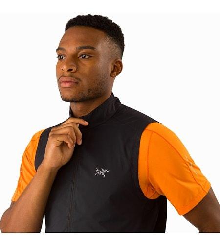 Incendo Vest Black Collar