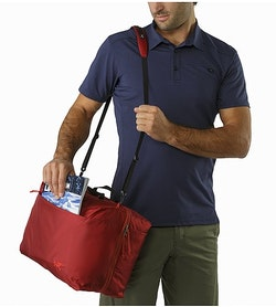 Index 10+10 Red Beach Side Pocket