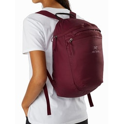 Index 15 Backpack Dark Dakini Back Fit