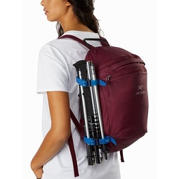Index 15 Backpack Dark Dakini Cord Loops