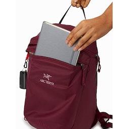 Index 15 Backpack Dark Dakini Front Pocket