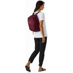 Index 15 Backpack Dark Dakini Side View 2