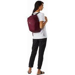 Index 15 Backpack Dark Dakini Side View