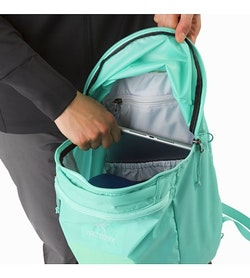 Index 15 Backpack Illucinate Main Compartment