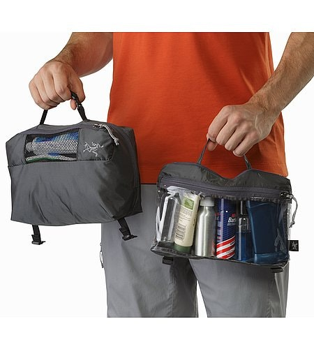 Index Large Toiletries Bag Pilot Geteilt