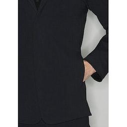 Indisce Blazer Black Hand Pocket