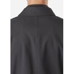 Indisce Blazer Graphite Back Collar