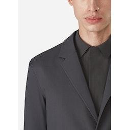 Indisce Blazer Graphite Collar