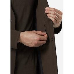 Indisce Blazer Sediment Internal Security Pocket
