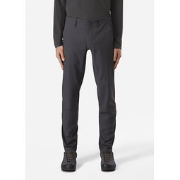 Indisce Pant Graphite Front View