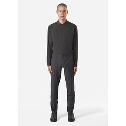 Indisce Pant Graphite Full View