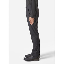 Indisce Pant Graphite Side View