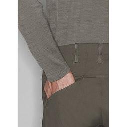 Indisce Pant Shale Back Pocket