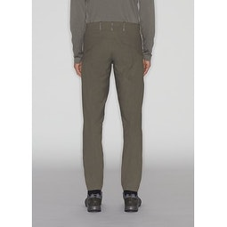 Indisce Pant Shale Back View