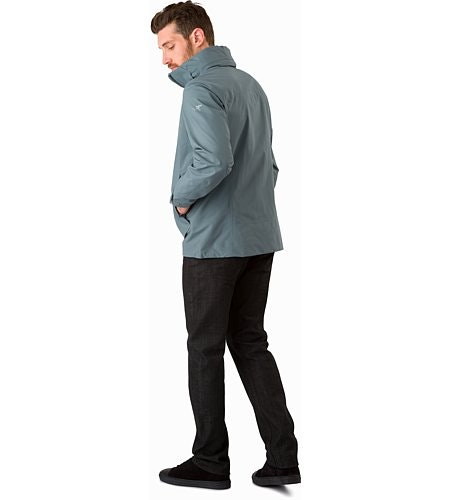 Interstate Jacket Proteus Back View