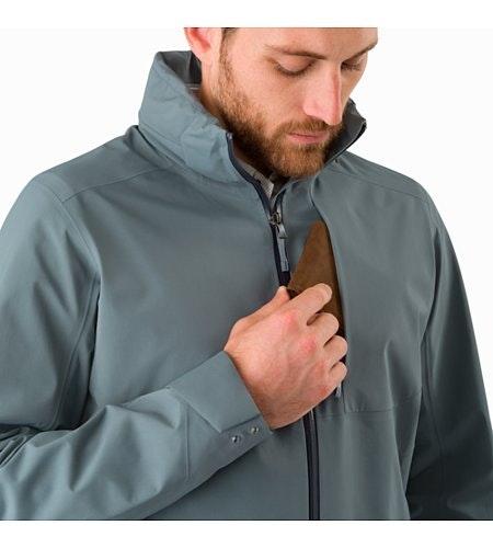 Interstate Jacket Proteus Chest Pocket