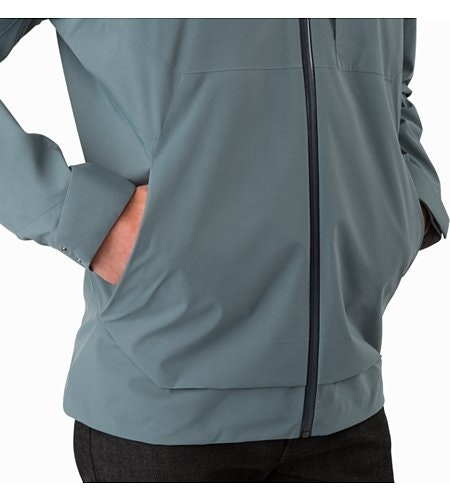 Interstate Jacket Proteus Hand Pocket