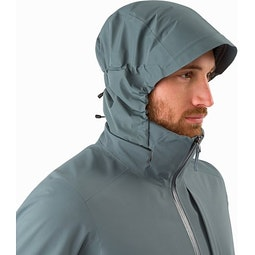 Interstate Jacket Proteus Hood Up