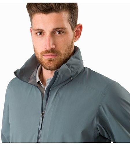 Interstate Jacket Proteus Open Collar