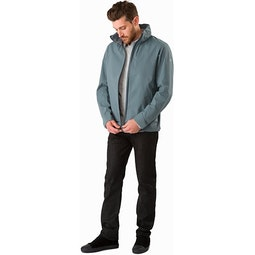 Interstate Jacket Proteus Open View