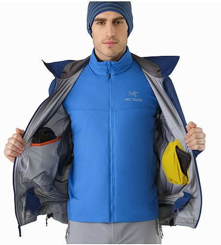 Iser Jacket Triton Internal Pockets