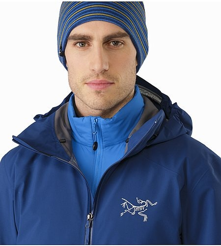 Iser Jacket Triton Open Collar
