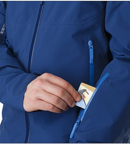 Iser Jacket Triton Sleeve Pocket