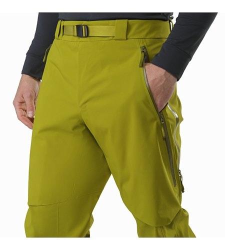 Iser Pant Olive Amber Hand Pocket