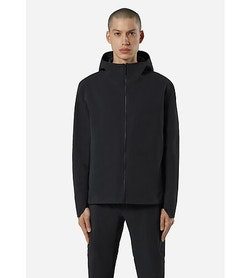 Isogon MX Jacket Black Front View