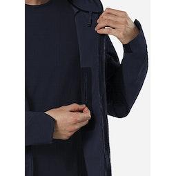 Isogon MX Jacket Deep Navy Internal Security Pocket