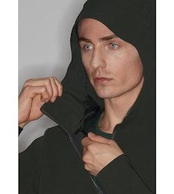 Isogon MX Jacket Laver Hood Adjuster