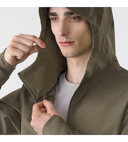 Isogon MX Jacket Mortar Hood Adjuster