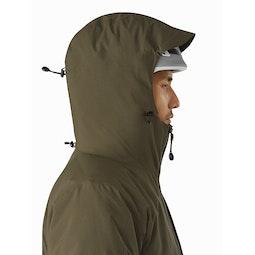 Kappa Hoody Dracaena Helmet Compatible Hood