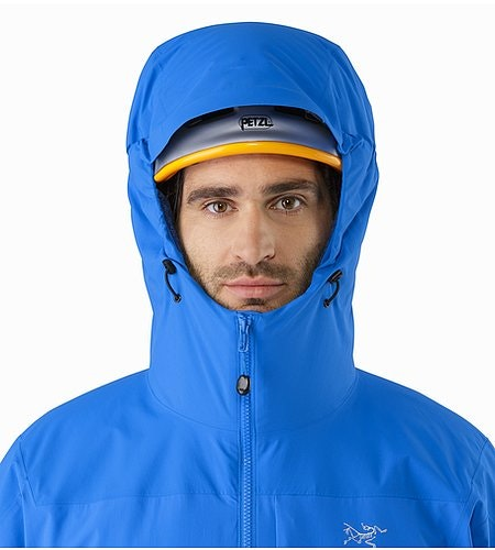 Kappa Hoody Rigel Helmet Compatible Hood Front View