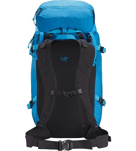 Khamski 38 Backpack Ionian Blue Suspension