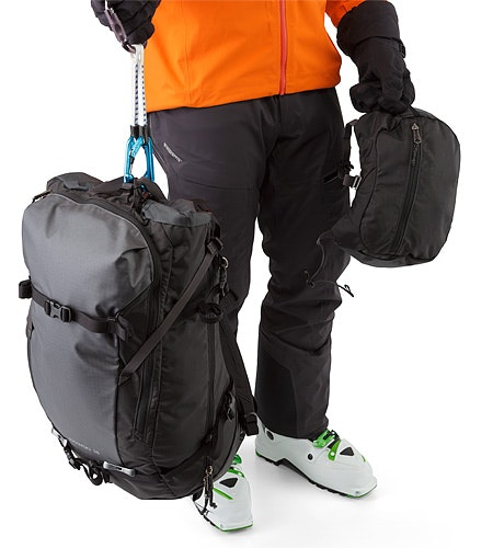 Khamski 38 Backpack Mercury Dual Haul Loops