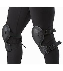 Knee Caps Black Fit