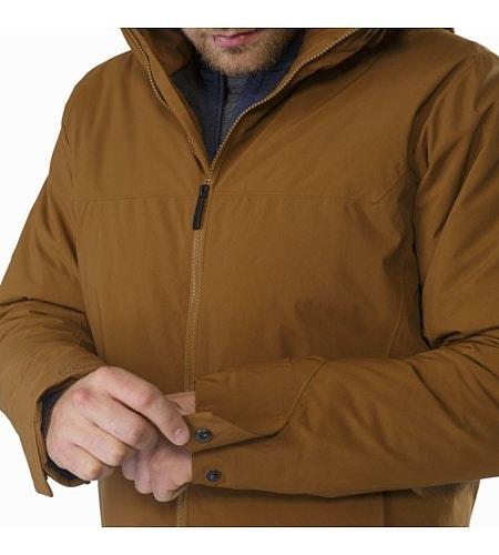 Koda Jacket Caribou Cuff