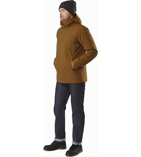 Koda Jacket Caribou Front View