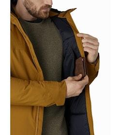 Koda Jacket Yukon Internal Security Pocket